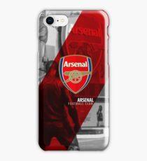 arsenal football club iPhone Case/Skin