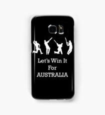 Let's Win It for Australia! Samsung Galaxy Case/Skin