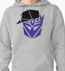 Decepticon G1 OG Transformer Pullover Hoodie