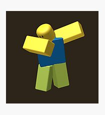 [highest quality] [Cheapest] ROBLOX DAB!! Photographic Print