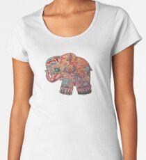 Vintage Elephant Women's Premium T-Shirt