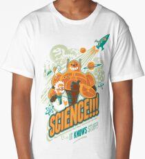 Science!!! It Knows Stuff! Long T-Shirt