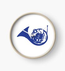 Blue French Horn - HIMYM Clock