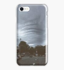 asperitas iPhone Case/Skin
