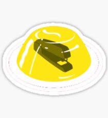 Stapler In Jello - The Office Sticker