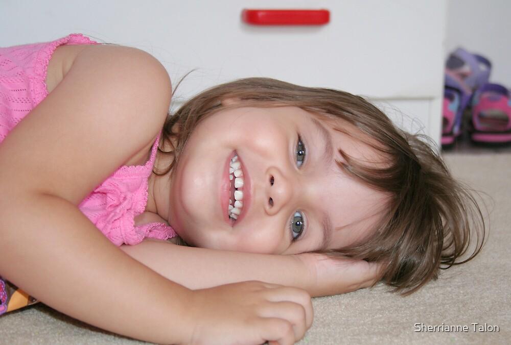 Happy Girl by Sherrianne Talon