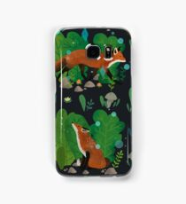 Night in the Magical Forest Samsung Galaxy Case/Skin