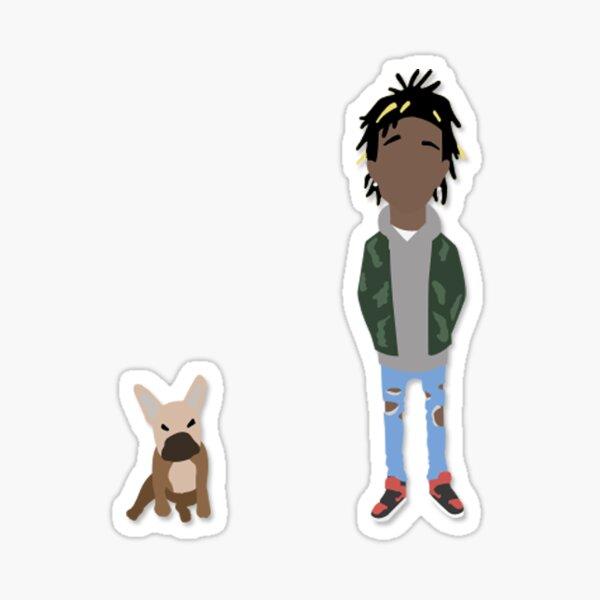 Wiz Khalifa (28 Grams) Sticker
