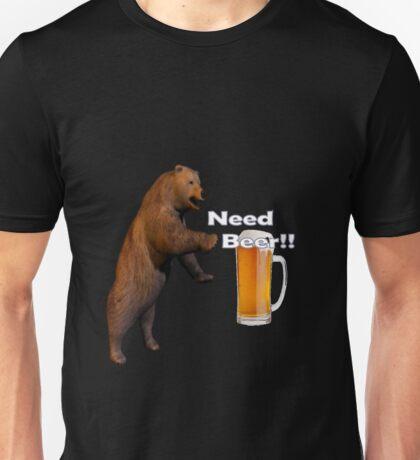 Mvs-Need Beer T-Shirt