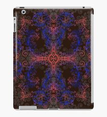 Fractal, psychedelic background. iPad Case/Skin