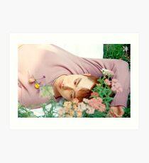 Kyungsoo Art Print