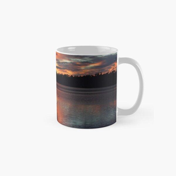 St Helens sunrise 9 July 2017 Classic Mug