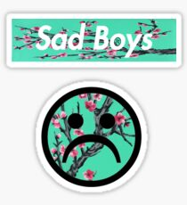 sadboys arizona tea Sticker