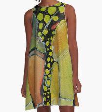 Poussière d'étoiles A-Line Dress