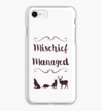 The Marauders V2 iPhone Case/Skin