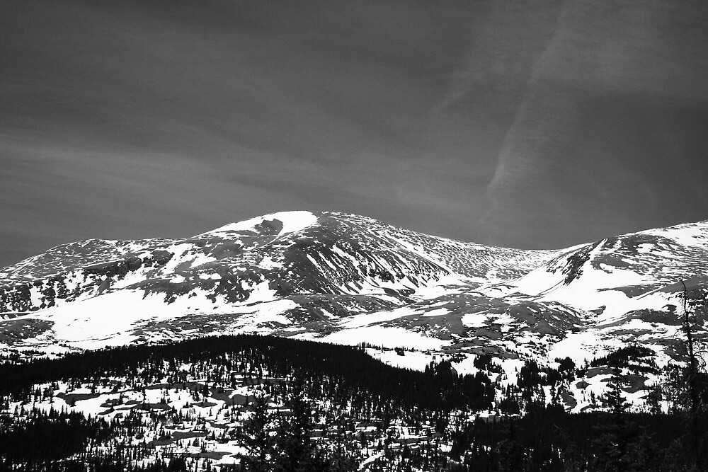Snowy Mountains by lemontree
