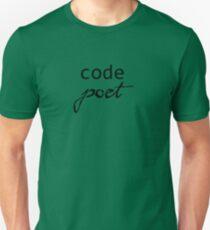 Code Poet Unisex T-Shirt