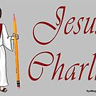Jesus Charlie by EyeMagined