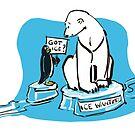 Polar Bear & Penguin Got Ice by Christine Montague