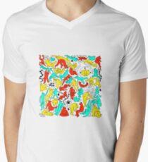 doodle dogs (color) T-Shirt