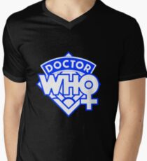 4th Doctor Logo with a Twist T-Shirt