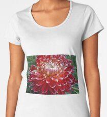 Dahlia Macro Women's Premium T-Shirt