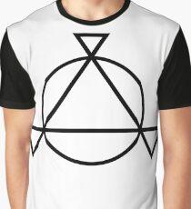 Watermark Graphic T-Shirt