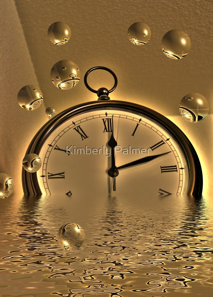 Bubble Time by Kimberly Palmer