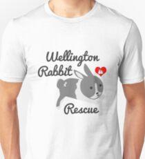 Wellington Rabbit Rescue, Remy Rabbit! T-Shirt