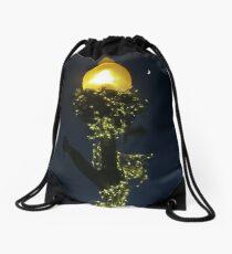 Lamplight & Moonlight Drawstring Bag