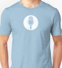 Microphone Logo Unisex T-Shirt