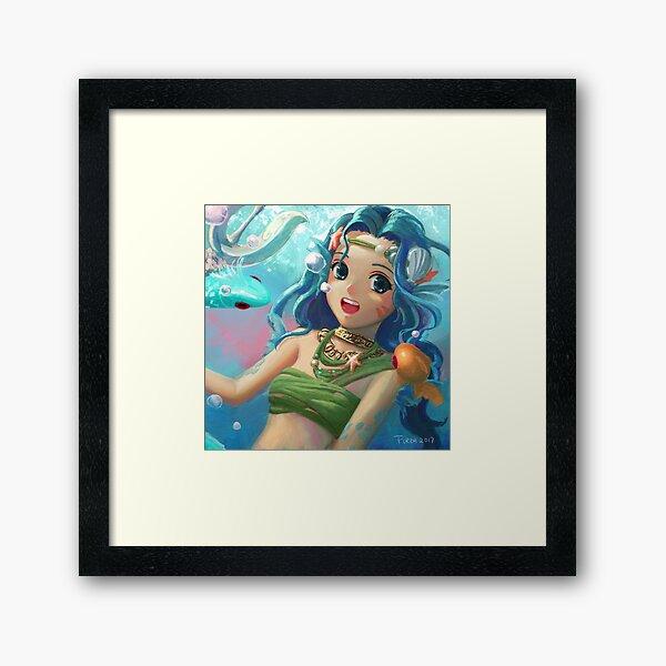 Marme Framed Art Print