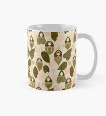 leaf sleepers Mug