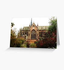 Arundel Cathedral Greeting Card