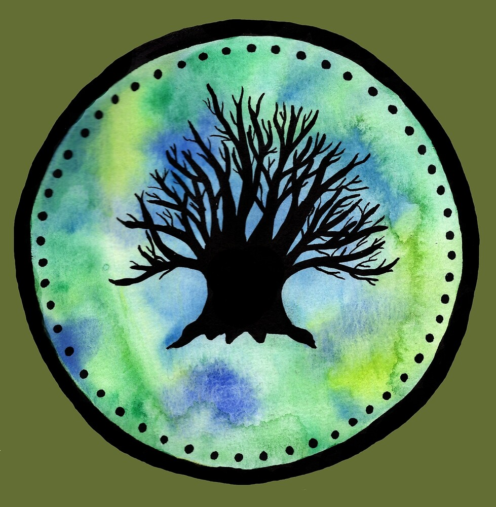 Friedlicher Baum von polaskus