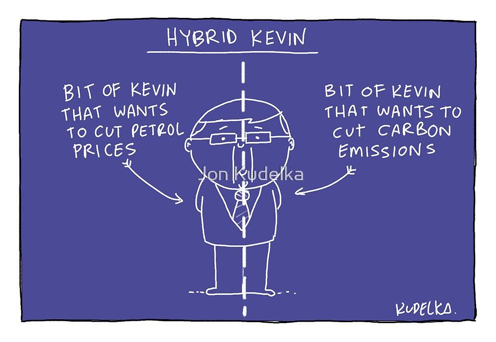 Hybrid Kevin by Jon Kudelka