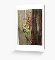 I have to get out of here... Greeting Card