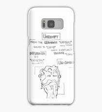 Unkempt Samsung Galaxy Case/Skin