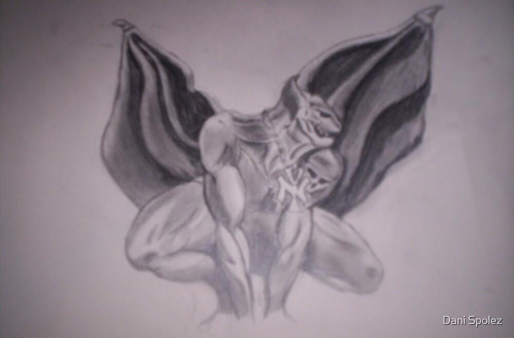 NY Gargoyle by sevastra87
