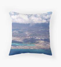 Honolulu Throw Pillow