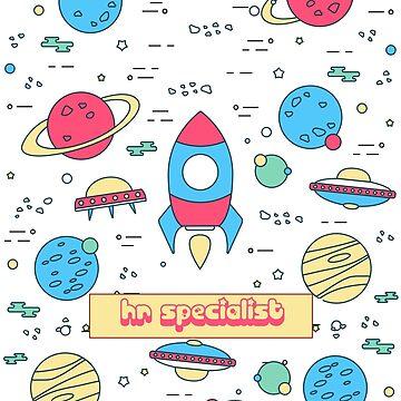 HR SPECIALIST by Emeryhos