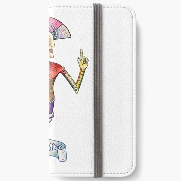 Look To The Sky iPhone Wallet