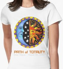 SOLAR ECLIPSE, PATH OF TOTALITY SOLAR ECLIPSE T-Shirt