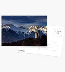 Mountain Architecture Postcards