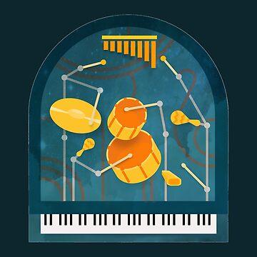 Pianissimo by rafaelmax