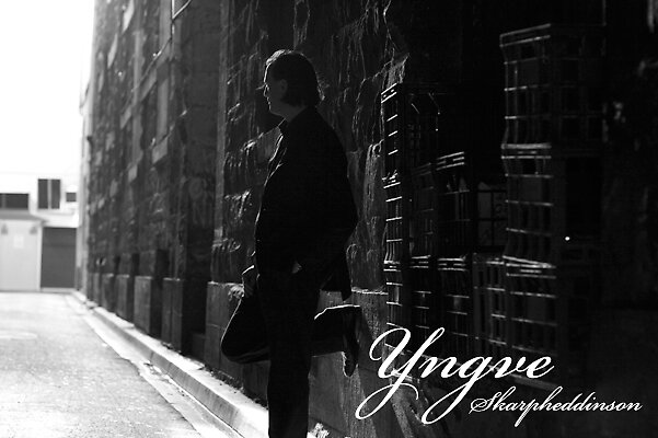 Yngve by Yngve Andrei Skarphedinsson