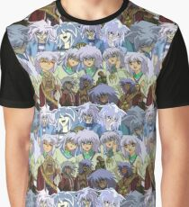 Bakurae Collage Graphic T-Shirt