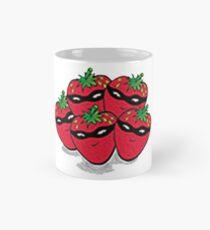 The Strawberry Thieves band logo large Mug