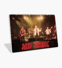 Roxy Musique, a Roxy Music tribute band Laptop Skin