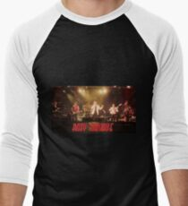 Roxy Musique, a Roxy Music tribute band Men's Baseball ¾ T-Shirt